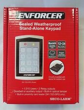 Seco-Larm Enforcer Sealed Weatherproof Stand-Alone Keypad [SK-1323-SPQ]