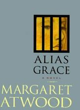 ALIAS GRACE  by Margaret Atwood HARDCOVER VG FREE SHIP NETFLIX MOVIE