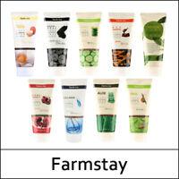 [Farmstay] Farm Stay Pure Cleansing Foam 180ml / Korea Cosmetic / (S셋)