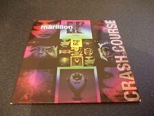 MARILLION CRASH COURSE RACKET 15F 10 TRACK CD FREE POST