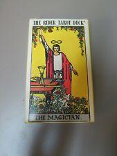 (N) The Rider Tarot Deck