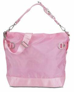 GEORGE GINA & LUCY Nylon 100 Peaches Schultertasche Tasche Rose Blush