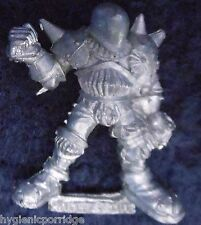 1988 Chaos Bloodbowl 2nd Edition Star Player Galmen Goreblade Citadel Mutant GW