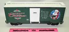 Lionel new 8-87025 Christmas 2004 boxcar