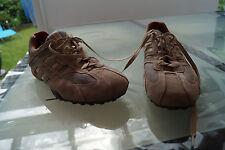 Geox caballero zapatillas de men cortos zapatillas deportivo talla 46 beige top #6k