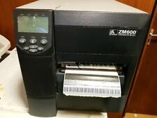 Zebra ZM600 300dpi Thermal Label Printer Ethernet & USB - P/n ZM600-300E-0100T