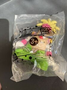 2002 JACK IN THE BOX MR. POTATO HEAD Big Green Shoes- New In Bag