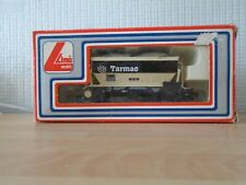 OO GAUGE TARMAC HOPPER WAGONS WITH LOAD LIMA 305639W BOXED (W1.5)