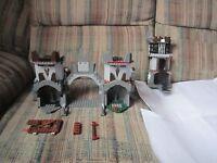 Lego Castle Trolls' Mountain Fortress Set 7097 Near Complete No Minifigures