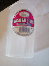 Vaso Medidor100 ml liquidos harina azucar