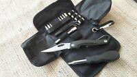 Für BMW R1200 Gs Adventure alle Bj. Tool Bag Case Werkzeug-Tasche+Bordmesser