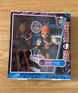 Monster High Doll - Werewolf Sister Pack - Brand New in the Package