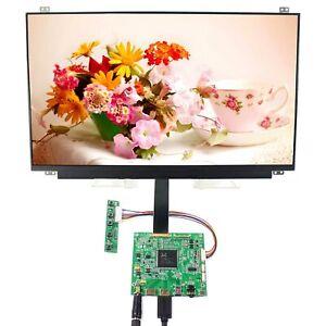"15.6"" B156ZAN02.3 4K 40P eDP IPS LCD Screen 2 HD-MI DP LCD Controller Board"