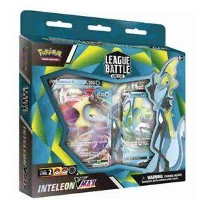 Pokemon TCG: INTELEON VMAX LEAGUE BATTLE DECK | FACTORY SEALED Presale 05/21