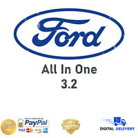 Ford All In One 3.2 ✅ Genuine Software ✅ Instant Delivery