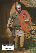 SAXONS and VIKINGS PICTURE PACK - KS2 History Resource