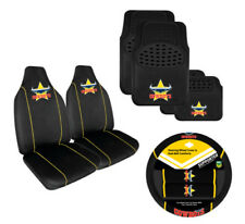 Poly-Cotton Sports Car and Truck Seat Covers