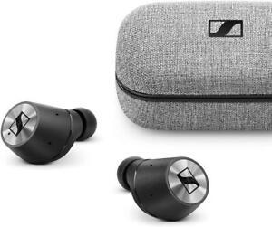 Sennheiser Momentum True Wireless Bluetooth In-Ear Headphones - Black