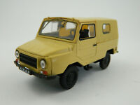 LuAZ-969M — USSR AUTO LEGENDS — 1:43rd scale model car by DeAgostini №33