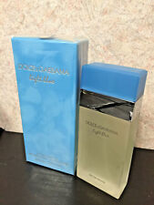 LIGHT BLUE by DOLCE & GABBANA for Women 3.3oz 100ml EDT *MANUFACTURER SEALED*
