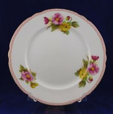 "Shelley Begonia 13521 Plate 8 1/4"" wide"