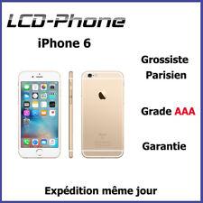 Apple iPhone 6 Gold 16Go Débloqué Garantie 6mois Vendu avec boîte et accessoires