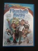Flushed Away (DVD, 2007) Cert U Big Value From A Small Business + Free Postage