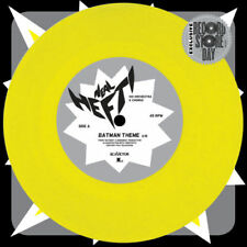 Coloured Vinyl 45RPM Speed Soundtrack & Theme LP Records