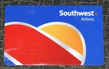 Southwest Airlines Gift Card $100 Value, Only $98.00! Free Shipping!