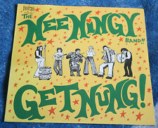 THE NEE NINGY BAND GET NUNG 1981 US LP BIOGRAPH RECORDS BLP-RC-6011, SEALED