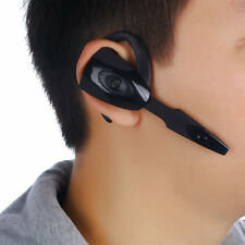 Wireless Bluetooth Gaming Headset Headphone For Sony PS3 Cellphone PC SH