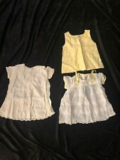 Vintage 1940's Dresses (3) Dress or Doll Clothes