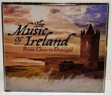 READERS DIGEST - THE MUSIC OF IRELAND - BRAND NEW SEALED - 3 CD BOX SET  NICE !