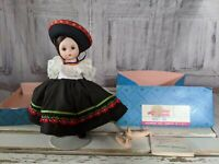 Madame Alexander Mexico 550 doll