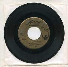 "7"" SINGLE SALE_45RPM_1960 R&B,SOUL_BARRETT STRONG_MONEY & OH I APOLOGIZE_ANNA"