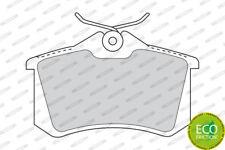 FERODO BRAKE PADS REAR - PEUGEOT 307 2002-2005 - 2.0L 4CYL - FDB1788