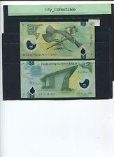 WORLD BANK NOTE - POLYMER PAPUA NEW GUINEA 2K UNC # B011