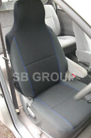 CITROEN XSARA PICASSO CAR SEAT COVERS YARO BLUE FLECK 2 FRONTS