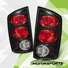 2002 2003 2004 2005 2006 Dodge Ram 1500/2500/3500 Trunk Dark Smoke Tail Lights