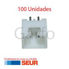 100X Conector Macho 2 PINES XH