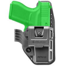 Fobus APN43 IWB Appendix Holster for Glock 43, Ambidextrous Low Profile