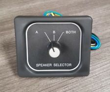 Magnadyne C45-3800A | 3 Position Speaker Selector Switch for RV or Home