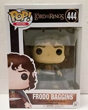 Funko PoP! Movies Lord of The Rings Frodo Baggins #444 Vinyl.W/ Pop Protector!