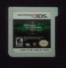 Green Lantern: Rise of the Manhunters (Nintendo 3DS, 2011)