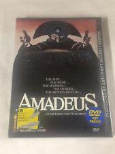 Amadeus [DVD] 1997 SEALED snapcase rare