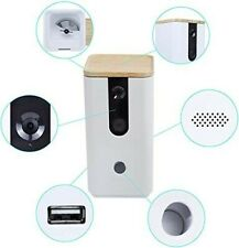 More details for smart interactive dog camera pet treater white dog cam