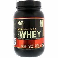 Gold Standard, 100% Whey, Dulce De Leche, 2 lbs (907 g)