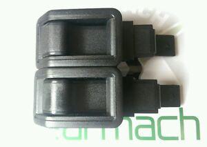 Land Rover Defender 90, 110, TD5, Front Door Lock Button Kits for 2 Doors