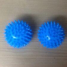 2 HYPOALLERGENIC TUMBLE DRYER BALLS