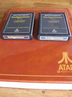 ATARI 2600 REGION FREE OFFERS/COMBINE - TEXT LABEL A - CX2617 BACKGAMMON